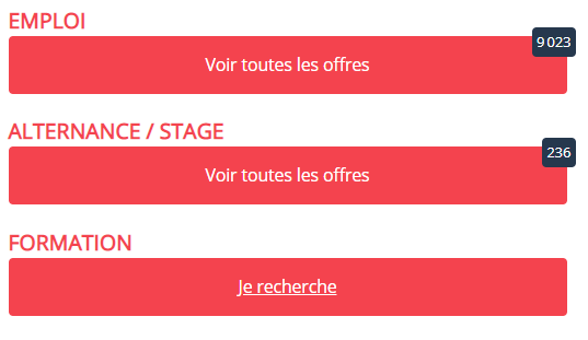 Widget Angers Tag Emploi