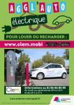 bornes-de-recharges ET location DE véhicules électriques