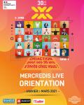 Les Mercredis Live Oriaction