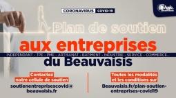 Plan de soutien aux entreprises du Beauvaisis