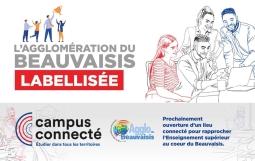 Bientôt un Campus Connecté à Beauvais !