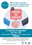 Forum de l'emploi à Verson