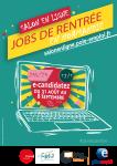 "Salon de recrutement en ligne ""Jobs de rentrée en Normandie"""