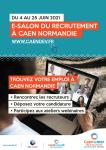 Trouvez votre futur emploi au E-salon du recrutement à Caen Normandie
