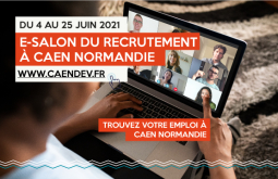 E-salon du recrutement à Caen Normandie