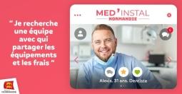 Med'Instal Normandie facilite l'installation des professionnels de santé en Normandie
