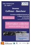 Devenez Coffreur Bancheur - 10 postes à pourvoir