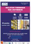 Monteur en isolation thermique par l'extérieur : 30 postes à pourvoir