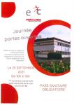 Journées Portes Ouvertes Ecole de la Deuxième Chance Normandie