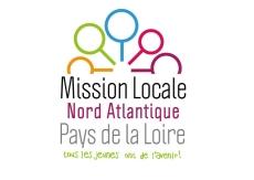 Logo Mission Locale Nord Atlantique