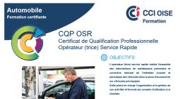 CQP OSR