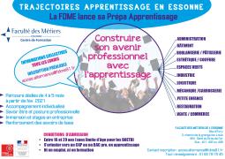 Trajectoire Apprentissage en Essonne