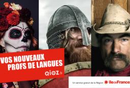 Plateforme d'apprentissage des langues