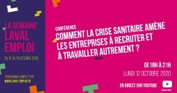 Soirée de lancement de la semaine Laval Emploi