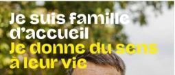 LE CONSEIL DÉPARTEMENTAL RECHERCHE DES ACCUEILLANTS FAMILIAUX