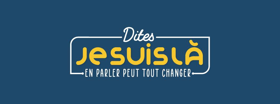 Logo Dites Je Suis La