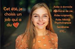 ADMR du Jura - Atelier Job Dating