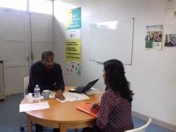 Atelier d'entrainement à l'entretien d'embauche