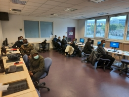 Lancement de la formation AT AIDE ELECTRICIEN.NE à Evry