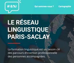 Le Réseau Linguistique Paris-Saclay