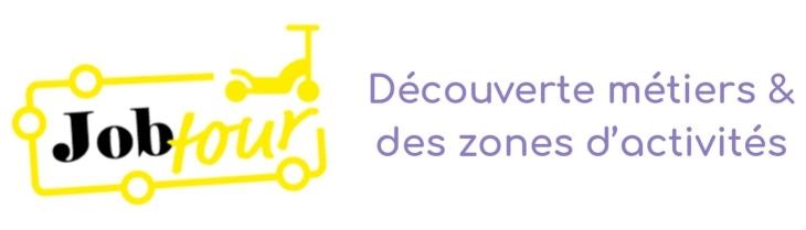 """Logo de l'évènement """"Job Tour"""""""