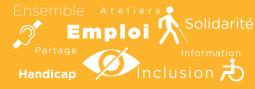 Ateliers Participatifs de Septembre à Décembre : Thème du Handicap