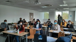 Français à Visée Professionnelle: un bilan intermédiaire positif
