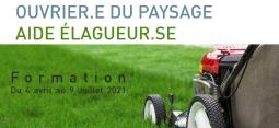 FORMATION MEIF Paris Saclay Ouvrier.re Paysagiste Aide Elagueur