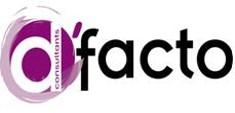 Logo D'FACTO