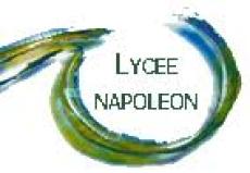 logo lycée Napoleon