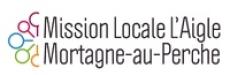 LOGO MISSION LOCALE L'AIGLE MORTAGNE