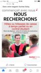 Auchan Soisy recrute
