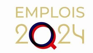 Logo emploi 2024
