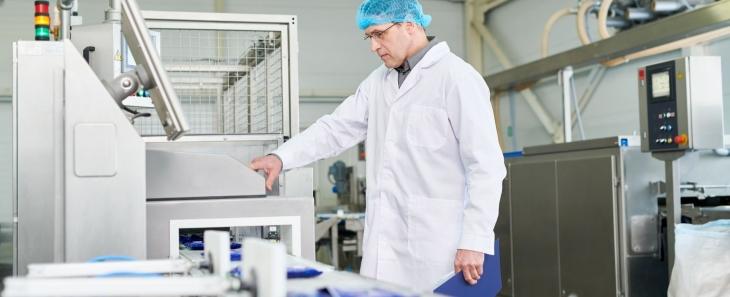 Conducteur de ligne industrie pharmaceutique/cosmétique