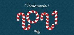 L'Agglo Seine-Eure vous souhaite une bonne année 2021