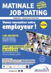 Job-Dating Lidl le 7 décembre 2020 de 9h à 13h