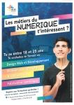 LES MÉTIERS DU NUMÉRIQUE - INFOCOLL LE MARDI 7 SEPTEMBRE 2021 À 10H