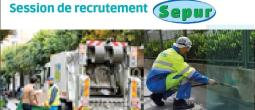 SESSION DE RECRUTEMENT SEPUR