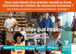 UN NOUVEAU SERVICE PUBLIC AUX CÔTÉS DES ENTREPRISES DE VALLEE SUD - GRAND PARIS
