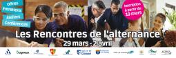 LES RENCONTRES DE L'ALTERNANCE 2021 100% EN LIGNE : PROGRAMME DES WEBINAIRES