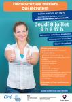"""Salon emploi en ligne """"Les métiers qui recrutent"""""""
