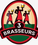 Logo de l'entreprise Les 3 Brasseurs