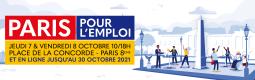 Paris pour l'emploi se poursuit en distantiel