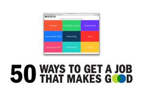 50 Ways To Get A Job